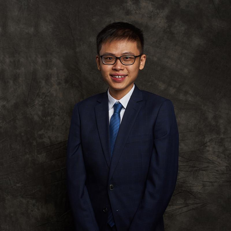 Bryan Kwa Jie Wen - Dep Welfare Sec (Welfare)
