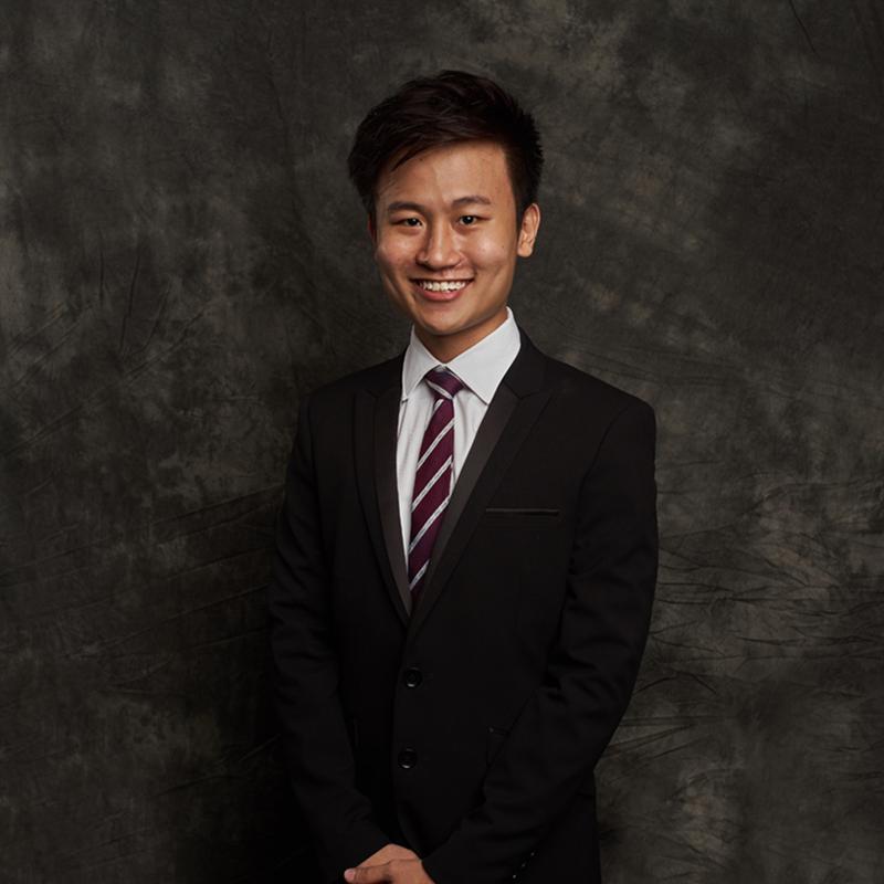 Heng Chun Kai - Dep Comms Sec (Comms)