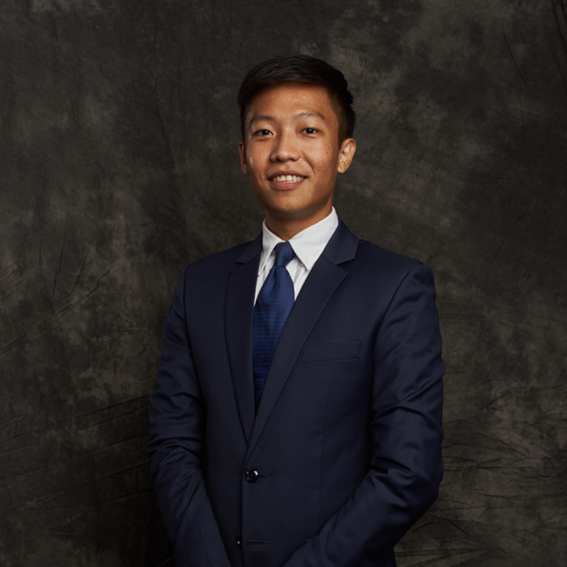Jeremy Lim Hao Shun - Director of Marketing (Fin)