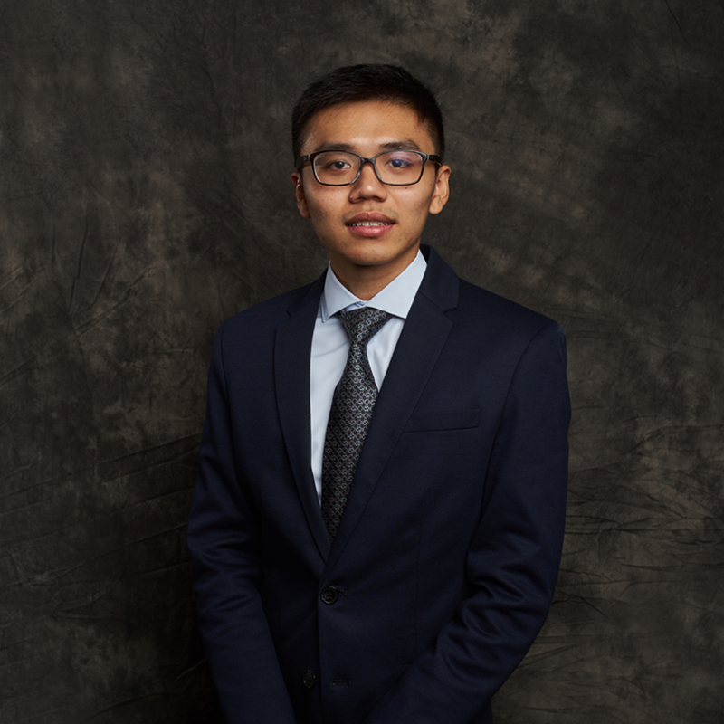Lim Jia Jin Alton - Director of External Relations (Relations)