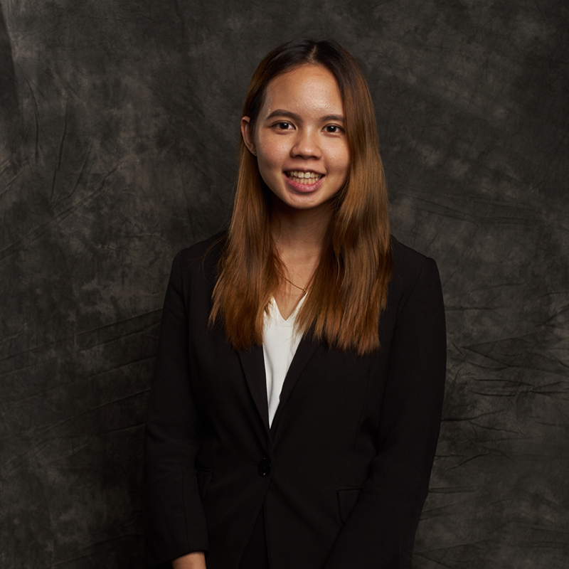 Melodie Claire Wong Mae Ying - Director of Students' Relations (relations)