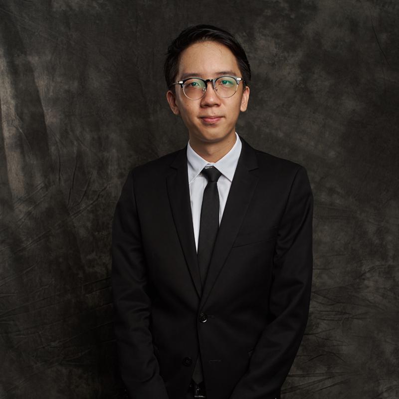 Ong Yuan Zheng Lenon - Regulations and Compliance Officer (Sec)
