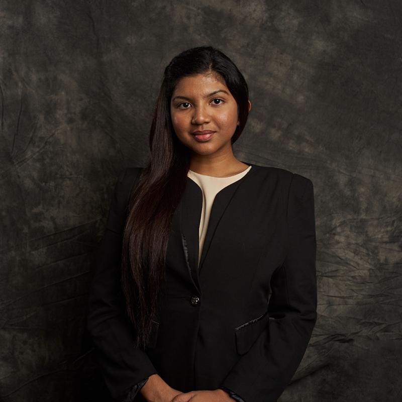 Sharmili Pillai - PA