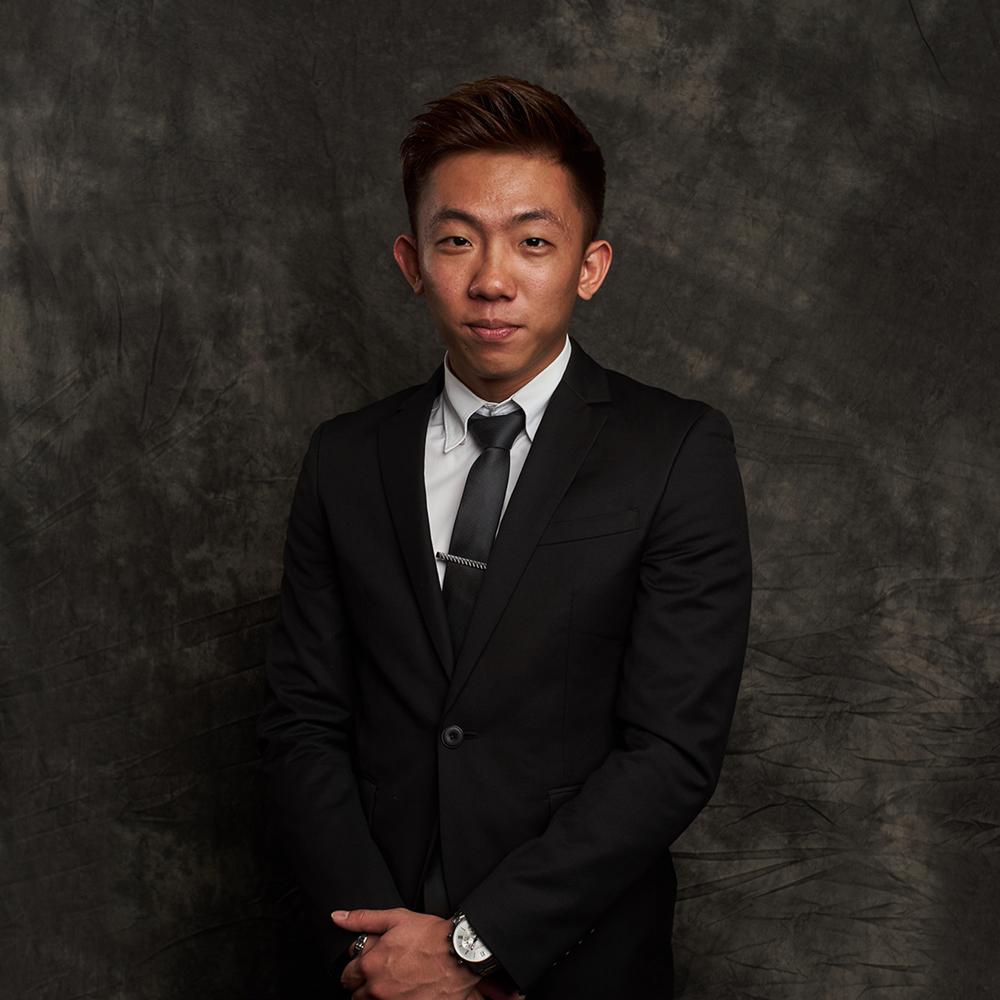 Shawn Wong Kai Sheng - Dep Comms Sec (Comms0