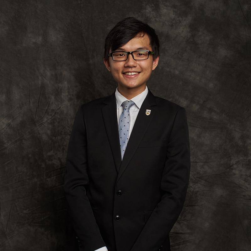 Tan Zheng Jie Shaun - Director of External Relations (Relations)