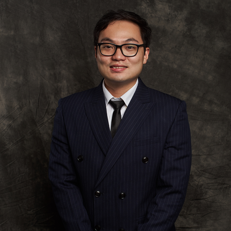 Tee Jun Hao -Director of Students' Fund (Fin)