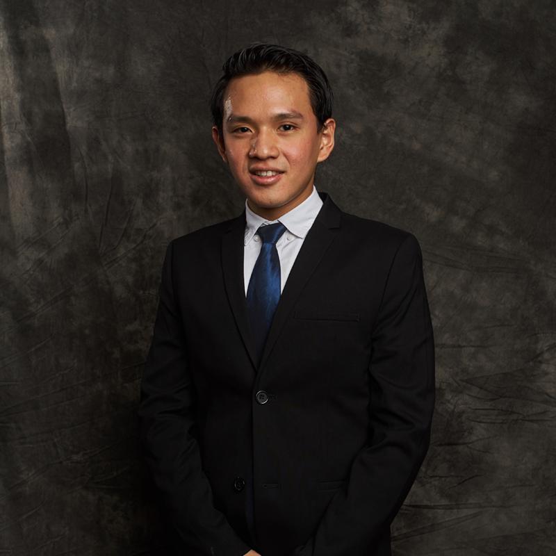 Wang Kai Richard - Deputy Student Life Sec (SLC)