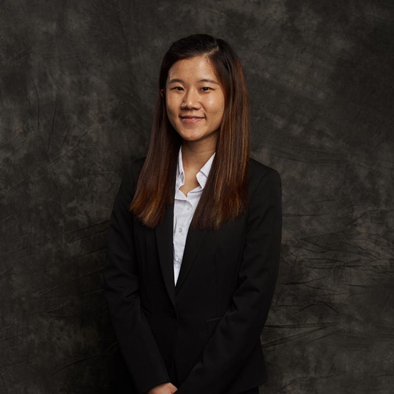 Yaney Huang Huilan - Deputy Student Life (SLC)
